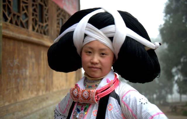 Хятадын эртний үс засалт