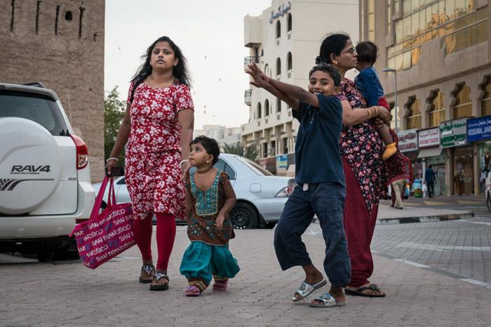 Арабын Нэгдсэн Эмират Улсын татах хүч