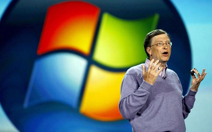 """Билл Гейтс болон """"Microsoft"""""""