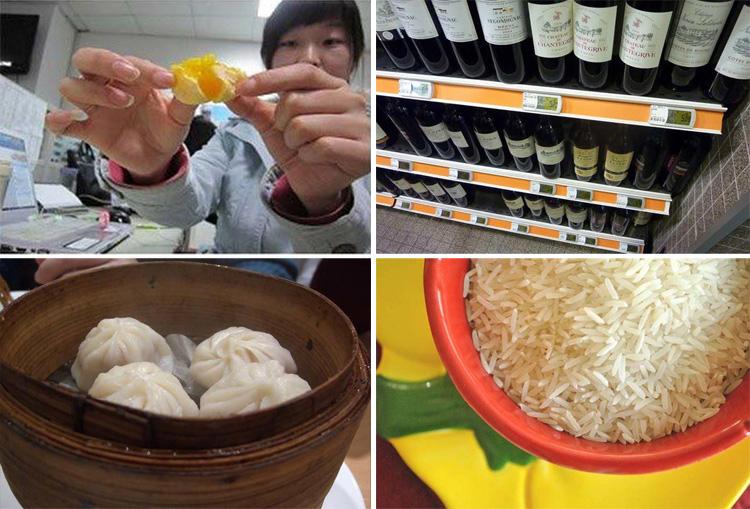 Хятадын хуурамч хоол, хүнс