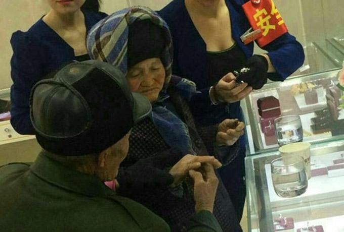 80 настай өвөөгийн мөрөөдөл биелжээ