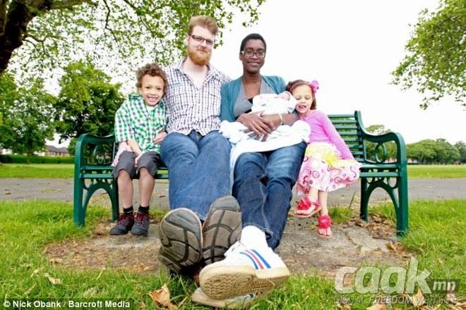 Дэлхийн хамгийн өндөр гэр бүл