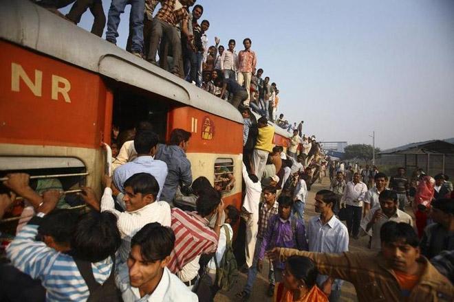 Энэтхэгийн төмөр зам