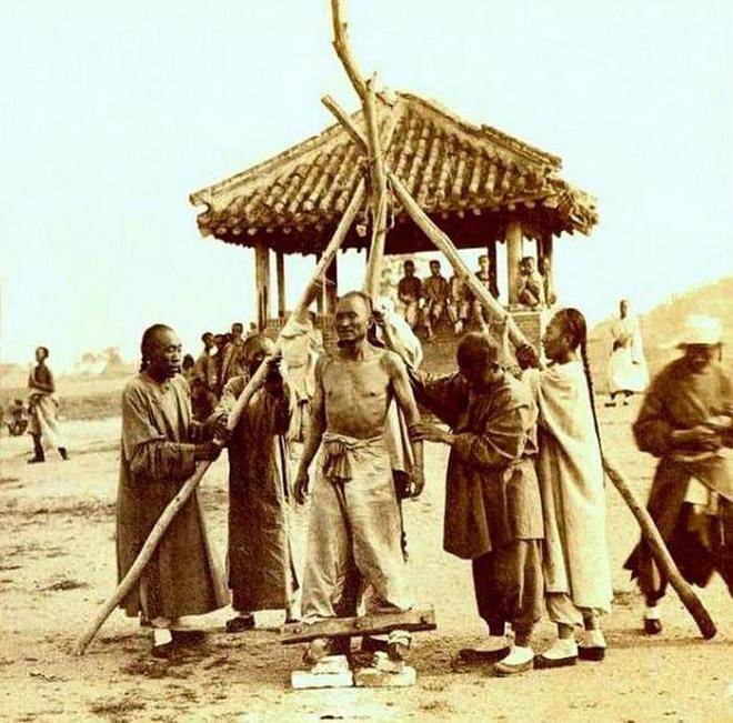 19-р зууны үеийн аймшигт цаазын ялнууд