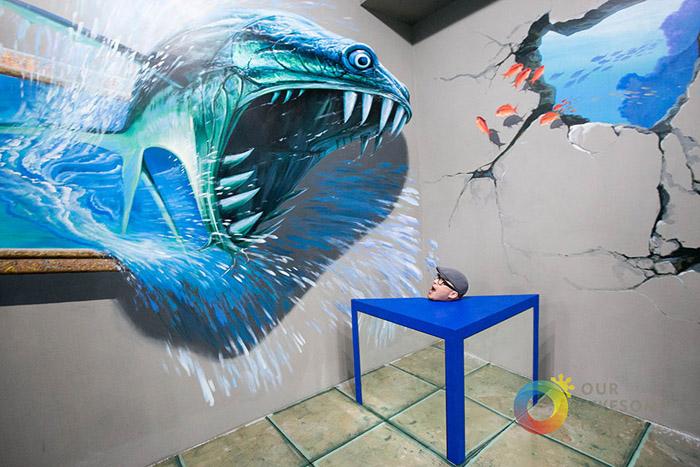 Филлиппиний гайхалтай 3D музей