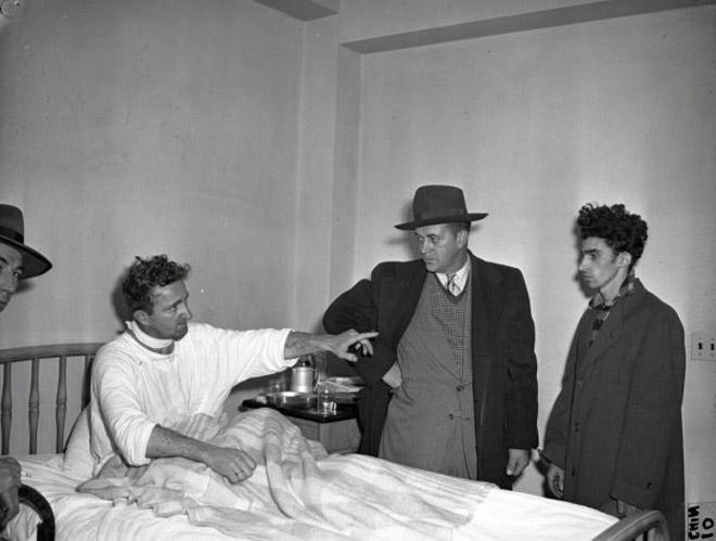 XX зууны Америкийн гэмт хэргийн ертөнц