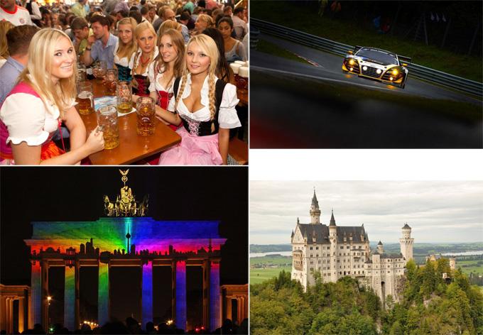 Герман улсад зочлох 10 шалтгаан
