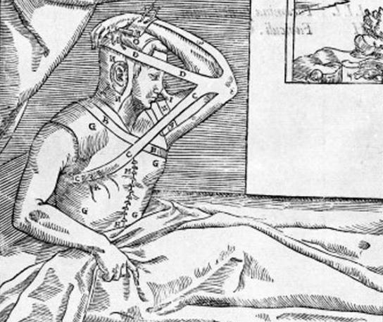 16-р зууны хамар суулгах аймшигтай арга