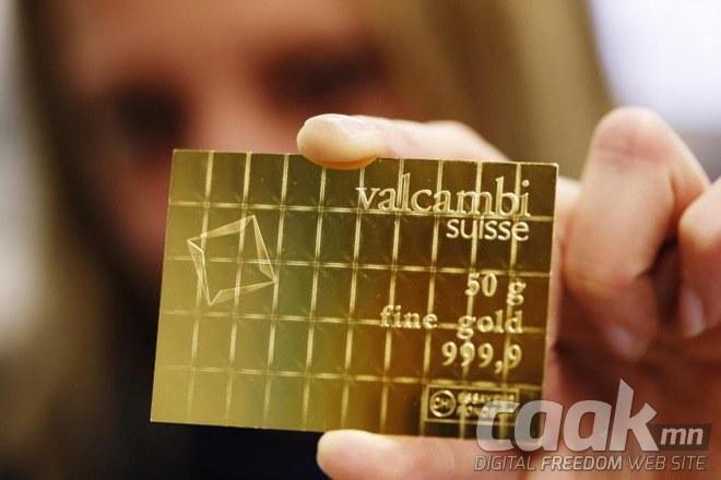 Баячуудад зориулсан Алтан шоколад