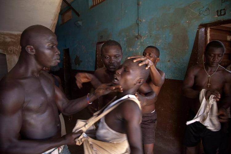 Сьерра-Леоны хүүхдийн хорих анги