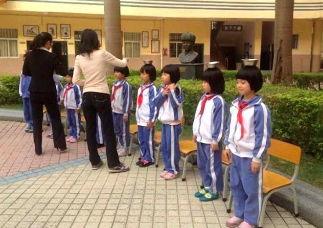 Хятадууд хүүхдээ ингэж сургадаг