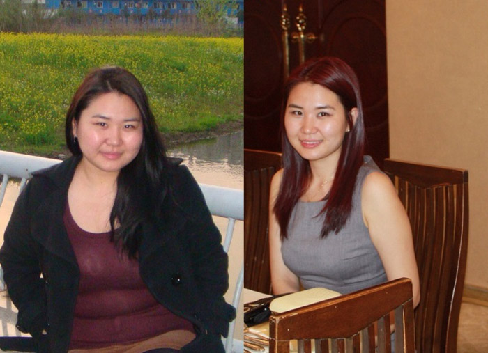 Монгол охины 22 кг турсан түүх