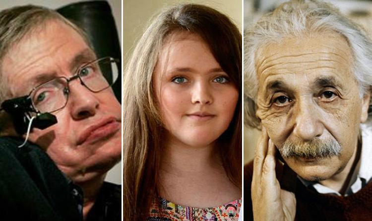 """12 настай охины """"IQ"""" Альберт Эйнштейнийхээс өндөр гарчээ"""