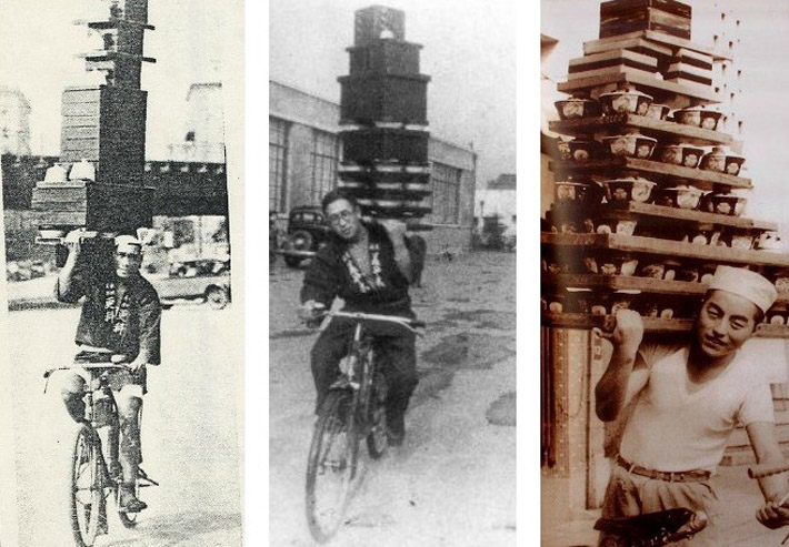 XX зууны үеийн Японы хоол хүргэлт