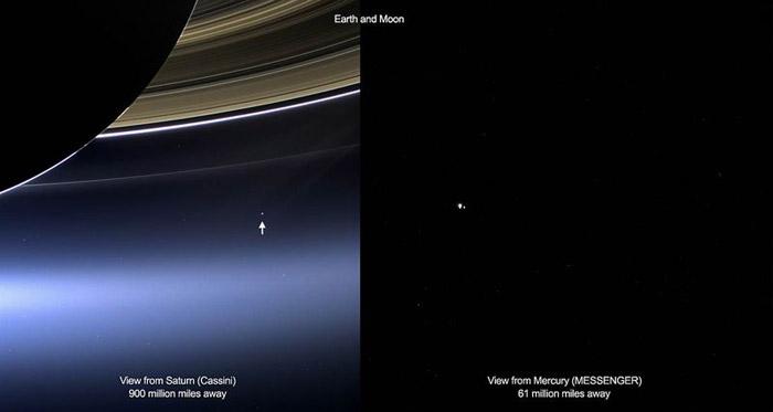 1,445 тэрбум км-ийн зайнаас дэлхийн зургийг авчээ
