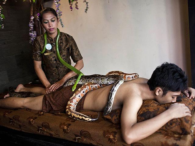 Могойн массаж