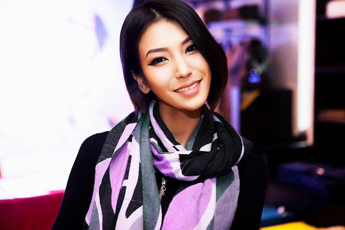 Монголын үзэсгэлэнт охид (100 фото) №133