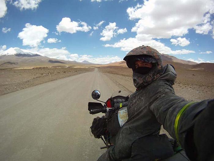 Мотоциклтой аялал