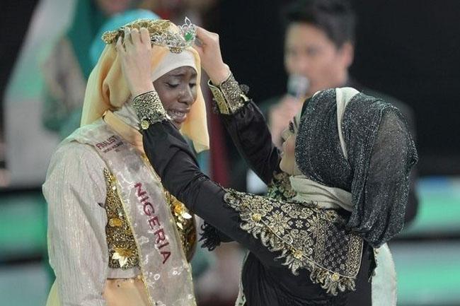 Хамгийн сайхан мусульман эмэгтэй шалгаруулах тэмцээн