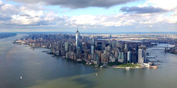 Нью-Йоркийн үзэсгэлэнт төрх