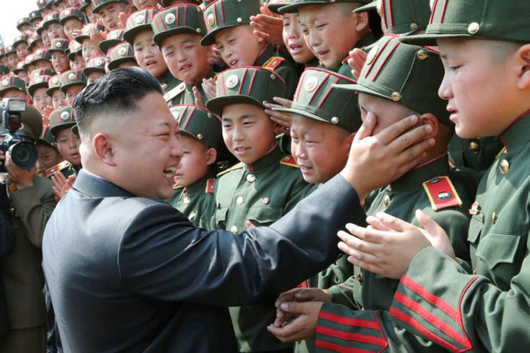 Хойд Солонгосын хүүхдүүдийн амьдрал