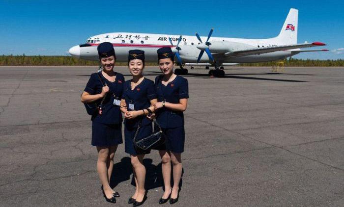 Хойд Солонгосын онгоцны үйлчилгээ