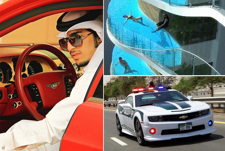 Дэлхийн хамгийн тансаг хотоор Дубай шалгарчээ