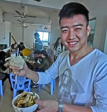 Хятадын нэг өдрийн амьдрал