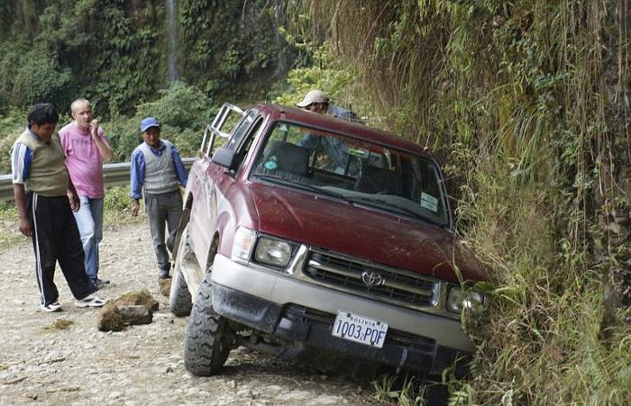 Боливын үхлийн зам