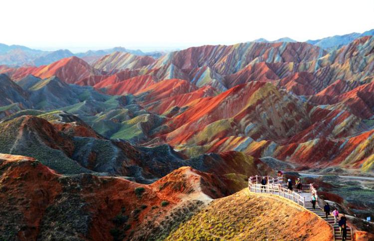 Хятадын өвөрмөц уул
