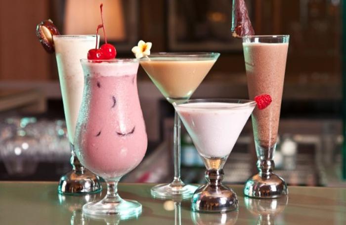 Сүүтэй коктейль хэрхэн хийх вэ?