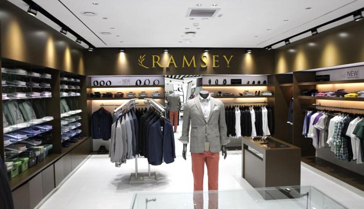 RAMSEY - Жинхэнэ эрчүүдийн сонголт - SALE 30 - 50%