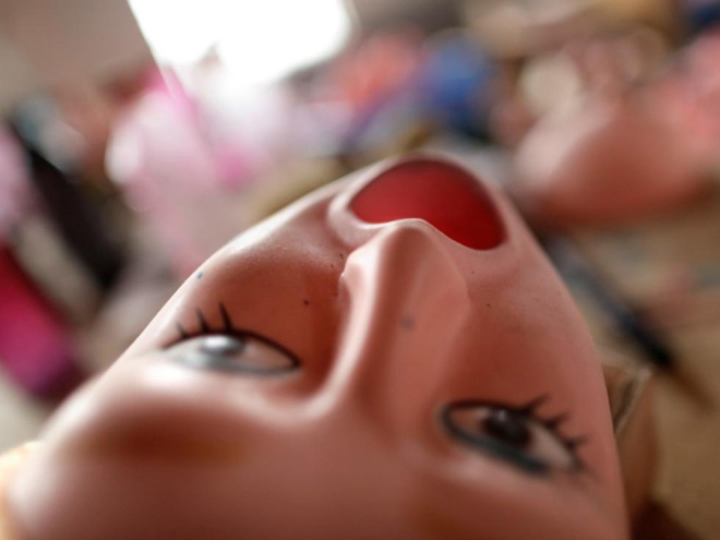 Хятадын секс-хүүхэлдэйний үйлдвэр