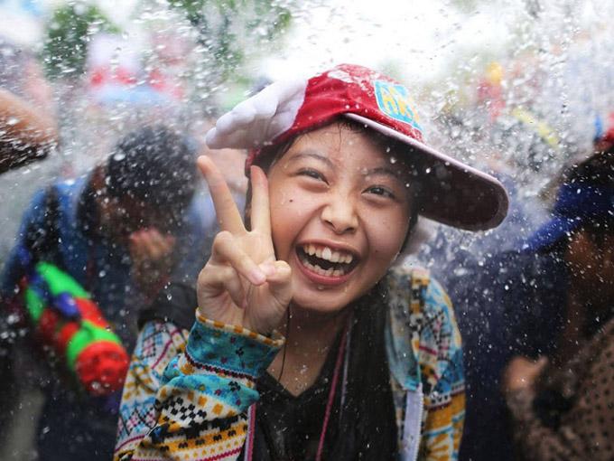 Тайландчуудын Шинэ жил