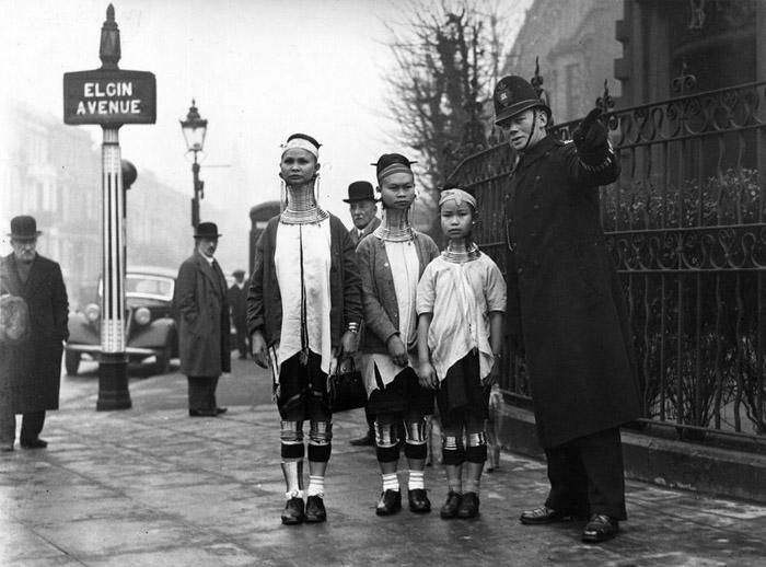 Лондончуудыг алмайруулсан айлчлал