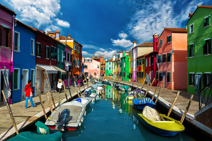 Дэлхийн хамгийн өнгөлөг хот