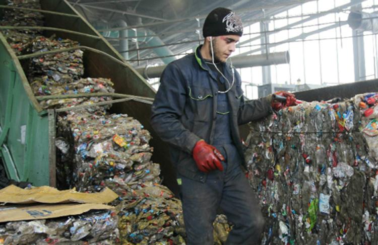 Оросын анхны хаягдал боловсруулах үйлдвэр