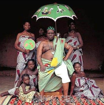 Африкийн хаадууд