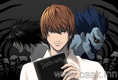 Хамгийн алдартай 10 цуврал Anime