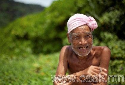 Эзгүй арал дээр 20 жил амьдарч байгаа Японы Робинзон Крузо