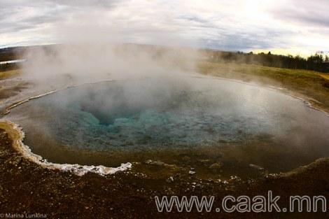 Исландын гоо үзэсгэлэн