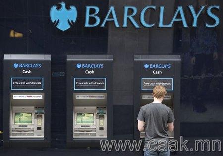 Дэлхийд толгой цохиж буй 10 банк