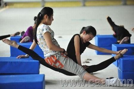 Хятадын нэгэн гимнастикийн сургууль
