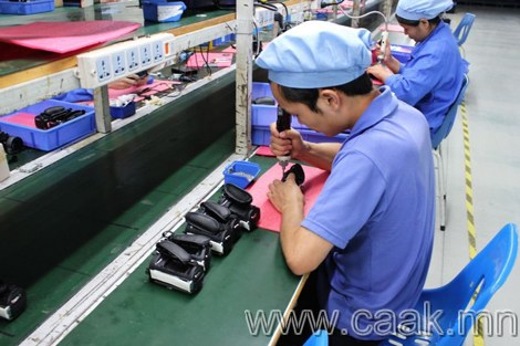 Хятадын үйлдвэрлэлийн нууц