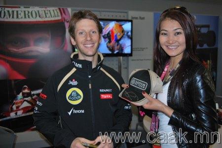 Shanghai F1 Grand Prix 2012 -ын эргэн тойронд