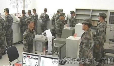 """Хятадын цаасан пуужингийн """"зэвсэгт хүчин"""""""