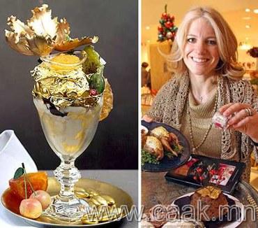 Таны хоол хүнсэнд Алт шижиртэн гялалзвал ямар уу?