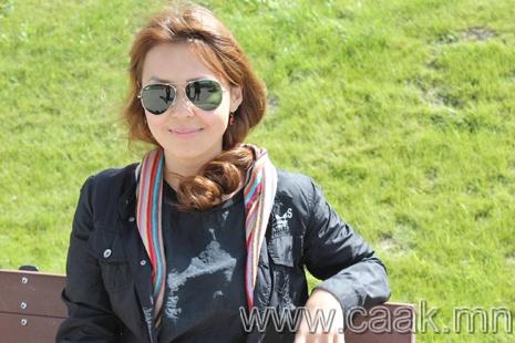 Монголын үзэсгэлэнт охид (100 фото) №124