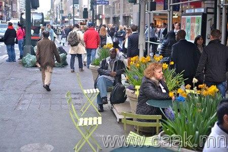 Нью-Йоркийн амьд гудамжнууд