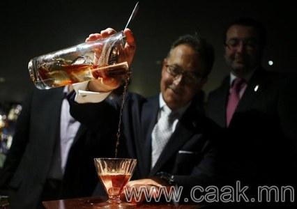 Дэлхийн хамгийн үнэтэй коктейл